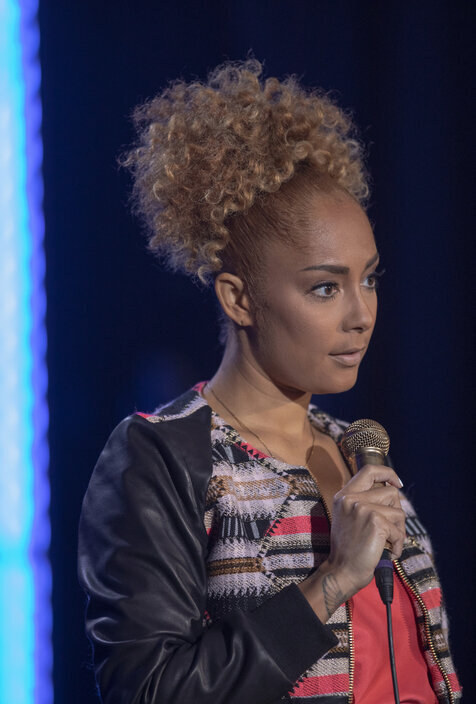 Amanda Seales: Znam to