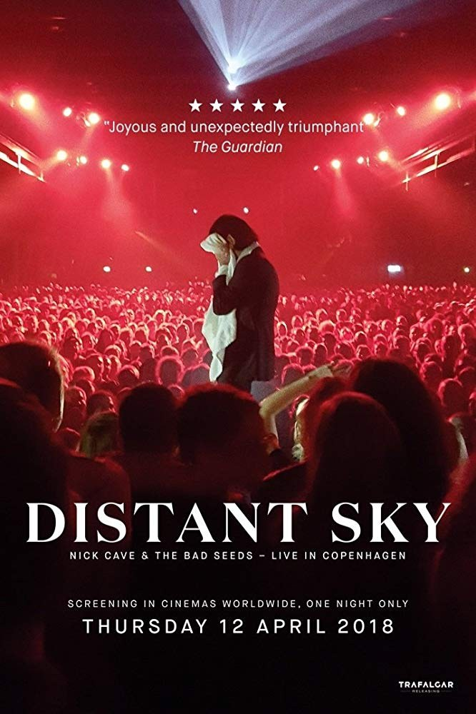 Distant Sky: Nick Cave & The Bad Seeds uživo u Kopenhagenu