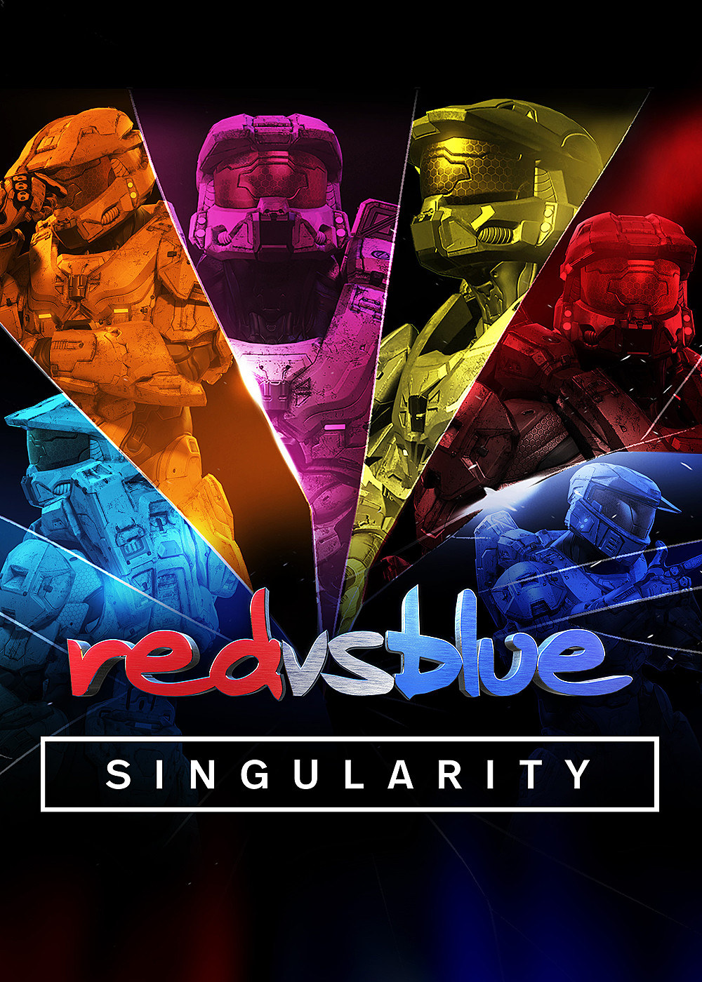 Red vs. Blue: Jedinstvenost